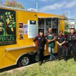 Our unmistakable vegan food truck serving veggie burgers in Minneapolis St paul