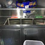 Inside our vegan food truck in Minneapolis st paul