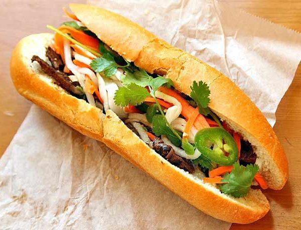 vegan food truck minneapolis serving bahn mi